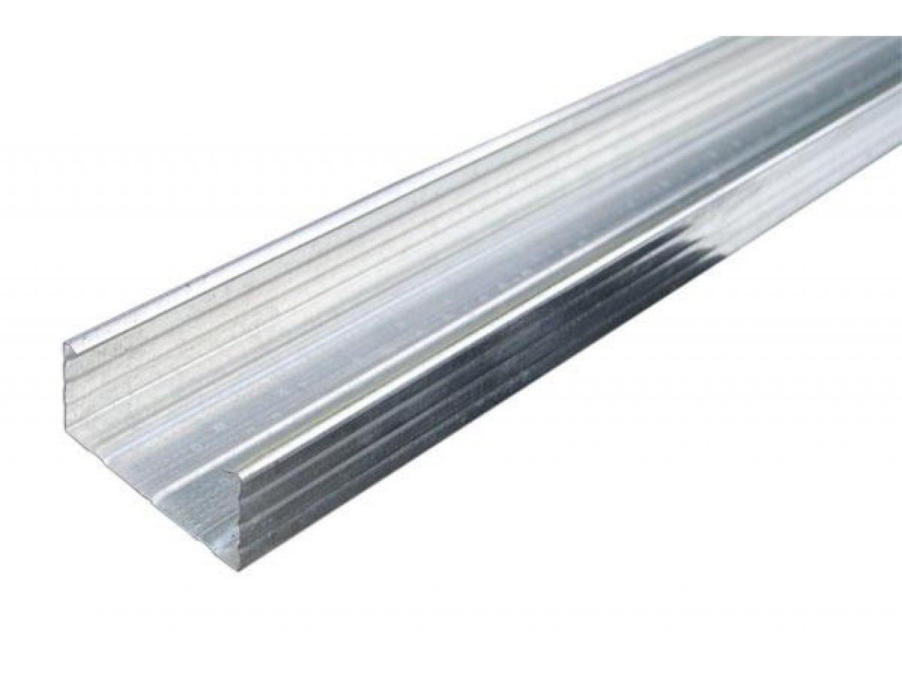 Профиль Стоечный ПС - 75 х 50 - 0,4 мм