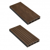 Террасная доска CM Decking Bark 25х140х3000мм Мербау